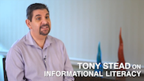 Tony Stead on Informational Literacy